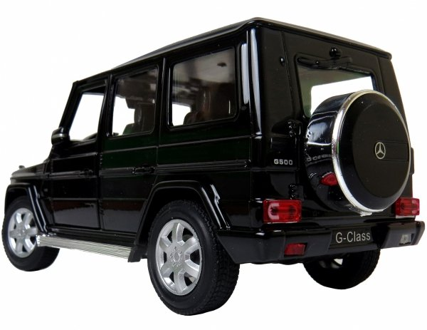 Auto MERCEDES Benz G-Class Model Welly Metalowy 1:24