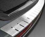 BMW X1 FL od 2013 Nakładka na zderzak z zagięciem (stal)