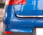 SEAT LEON II 2005-2013 Listwa na klapę bagażnika (matowa)