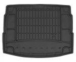 Mata bagażnika gumowa FORD EcoSport II od 2017 górna podłoga, wersja z kołem zapasowym (pełnowymiarowe)
