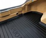 Mata bagażnika gumowa KIA Niro od 2016 wersja bez subwoofera, bez zapasowego akumulatora, bez organizera w bagażniku