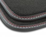 F3H04000 Dywaniki welurowe Premium FORD Mondeo III 2000-2007 2 stopery