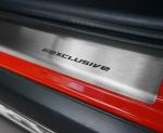 VW PASSAT B6 | PASSAT CC | PASSAT B7 od 2005 | od 2008 | od 2010 Nakładki progowe STANDARD mat 4szt