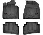 Dywaniki gumowe 3D do Hyundai Tucson III / Kia Sportage IV od 2015