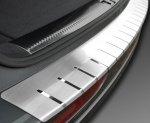 BMW X3 II (F25) 2010-2014 Nakładka na zderzak z zagięciem (stal)