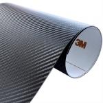 Folia Carbon Czarny 3M CA421 30x250cm