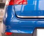 VOLKSWAGEN PASSAT B6 4D SEDAN 2005-2010 Listwa na klapę bagażnika (matowa)