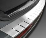 VW POLO V FL 5D od 2014 Nakładka na zderzak z zagięciem (stal)