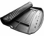 Mata bagażnika gumowa OPEL Corsa E 2014-2019 górna podłoga bagażnika, z kołem zapasowym (pełnowymiarowe)