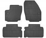 Dywaniki gumowe czarne FORD S-Max 2006-2010 | Galaxy 2006-2010