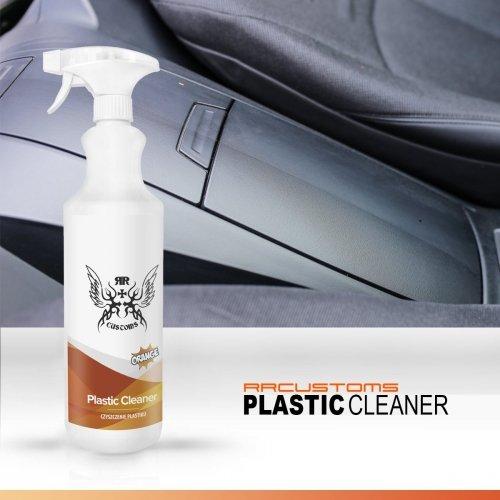 RRC PLASTIC CLEANER 1L czyszczenie plastików