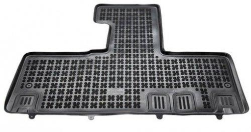 Dywaniki korytka gumowe Citroen Spacetourer / Peugeot Traveller / Toyota ProAce Verso II od 2016 środek, 2 rząd siedzeń