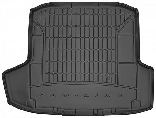 Mata bagażnika gumowa SKODA Octavia III Kombi 2012-2019 wersja z bocznymi wnękami