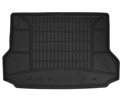 Mata bagażnika gumowa NISSAN X-Trail III od 2017 wersja 5 osobowa, górna podłoga