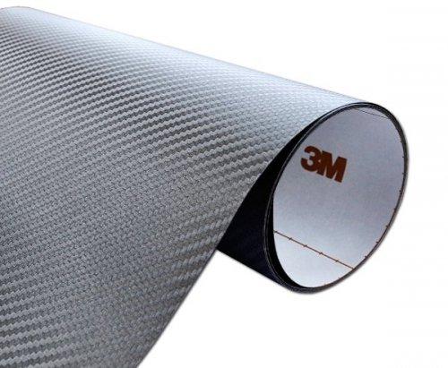 Folia Carbon Grafit 3M CA420 90x200cm