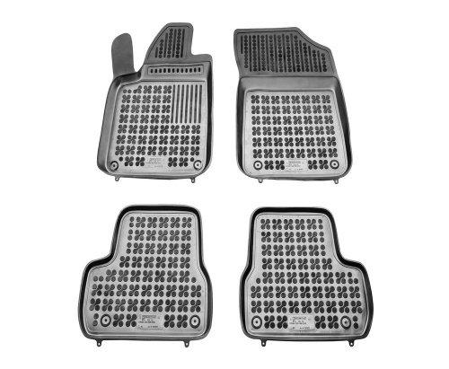 Dywaniki korytka gumowe Citroen Ds3 HB od 2010 wersja 3 drzwiowa