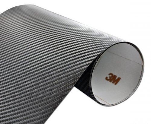 Folia Carbon Czarny Połysk 3M CA1170 122x500cm