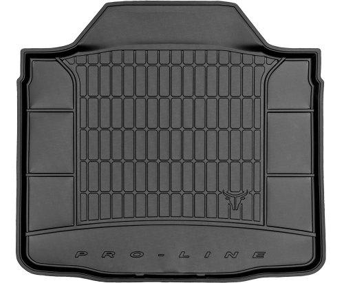 Mata bagażnika gumowa OPEL Insignia Liftback od 2008 wersja z kołem dojazdowym (niepełnowymiarowe)