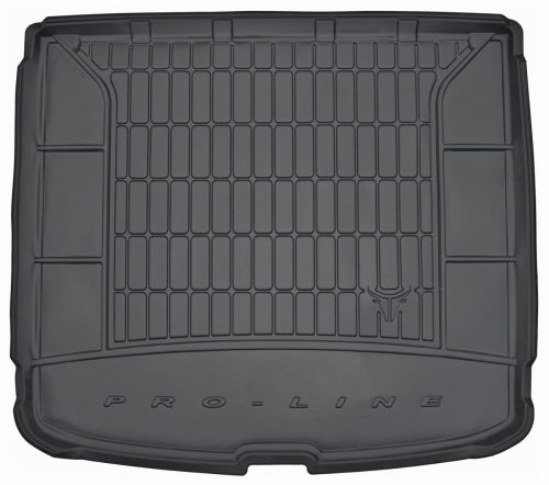 Mata bagażnika gumowa SEAT Altea 2004-2015 górna podłoga bagażnika