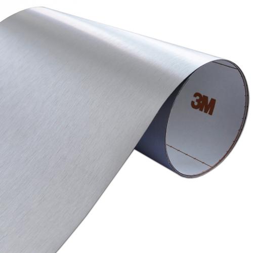 Folia Szczotkowane Aluminium 3M ME904 90x150cm
