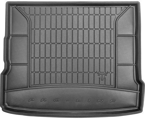 * Mata bagażnika gumowa AUDI Q3 od 2011 górna podłoga bagażnika