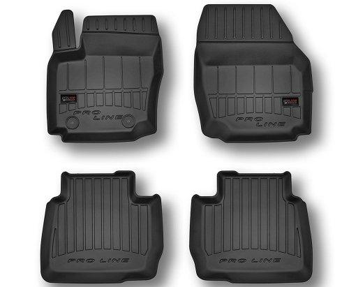 Dywaniki gumowe 3D do Ford Mondeo IV 2007-2014 rozstaw stoperów 25,5cm