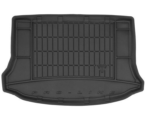 Mata bagażnika gumowa VOLVO V40 II od 2012 dolna podłoga bagażnika