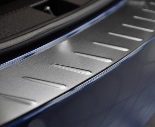 VW PASSAT B8 KOMBI od 2014 Nakładka na zderzak płaska tłoczona (stal)