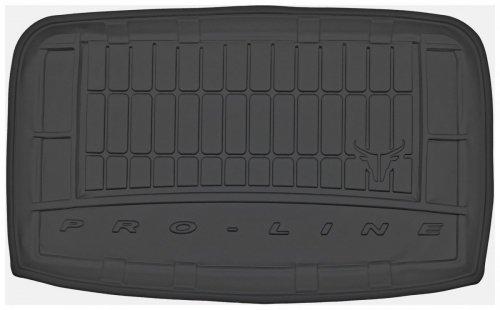 Mata bagażnika gumowa SEAT Alhambra II od 2010 wersja 7 osobowa (rozłożony 3 rząd siedzeń)
