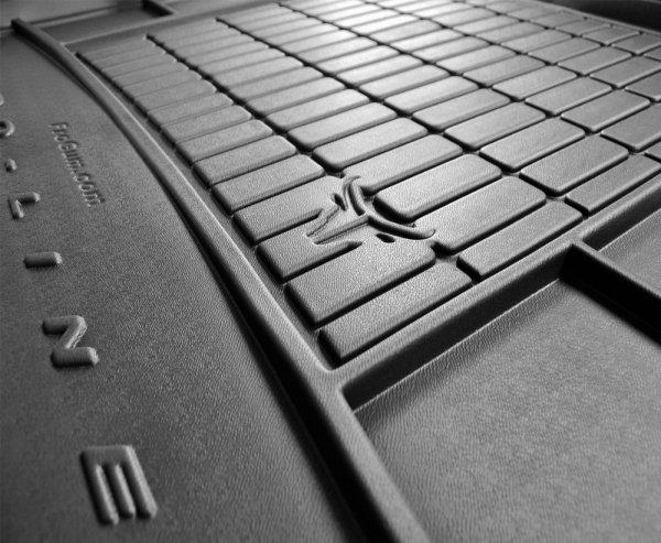 Mata bagażnika gumowa CITROEN C3 Aircross II od 2017 dolna podłoga bagażnika