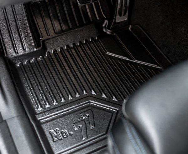 Dywaniki gumowe No.77 do VW Touareg III od 2018