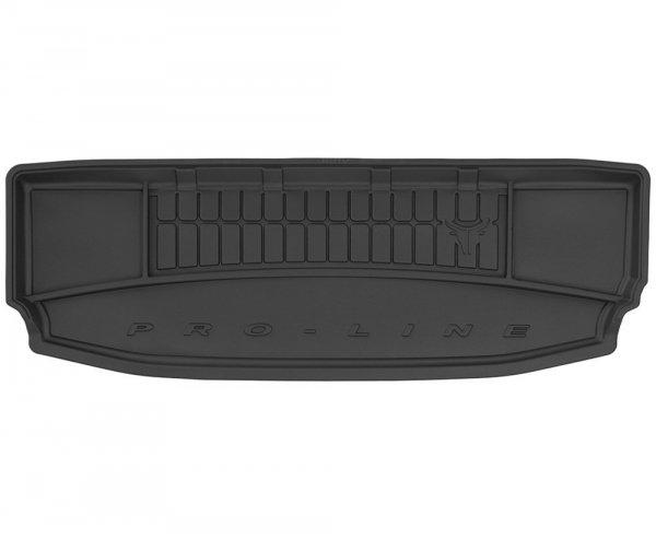 Mata bagażnika gumowa SSANGYONG Rexton W III od 2013 wersja 7 osobowa ( ostatni rząd siedzeń rozłożony )