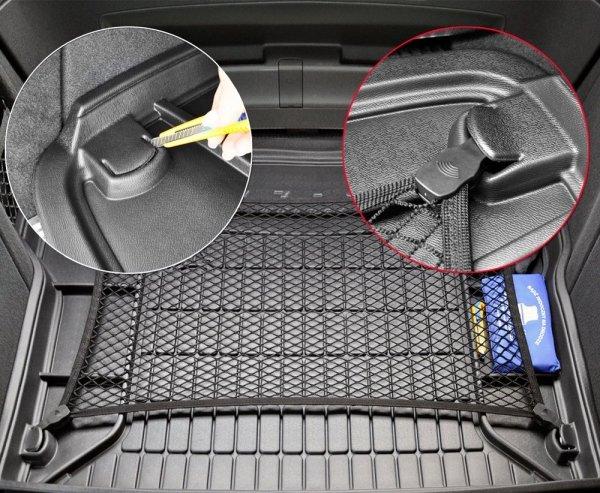 Mata bagażnika gumowa CITROEN DS4 Hatchback 2011-2015