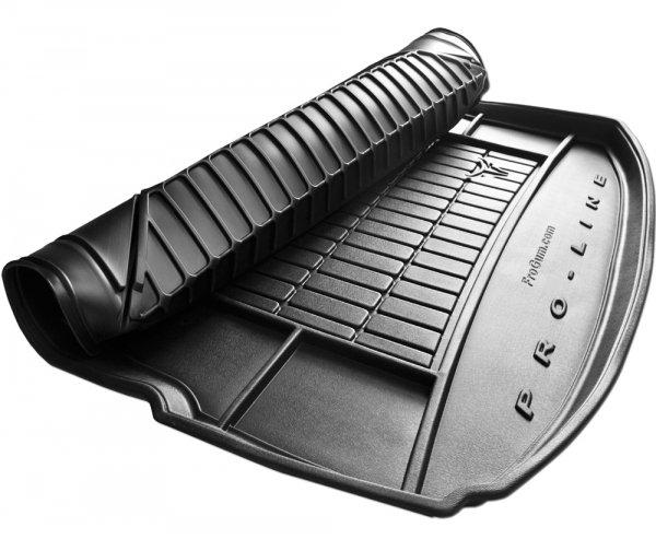 Mata bagażnika gumowa SKODA Octavia III Kombi 2012-2019, z prawą kieszenią boczną
