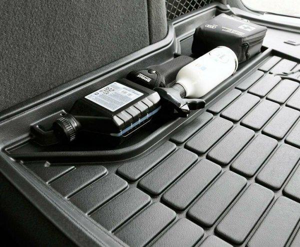 Mata bagażnika gumowa KIA Cerato Hatchback 2004-2008