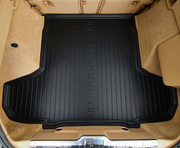 Mata bagażnika Mercedes GLC Coupe C253 od 2016 nie pasuje do hybrydy