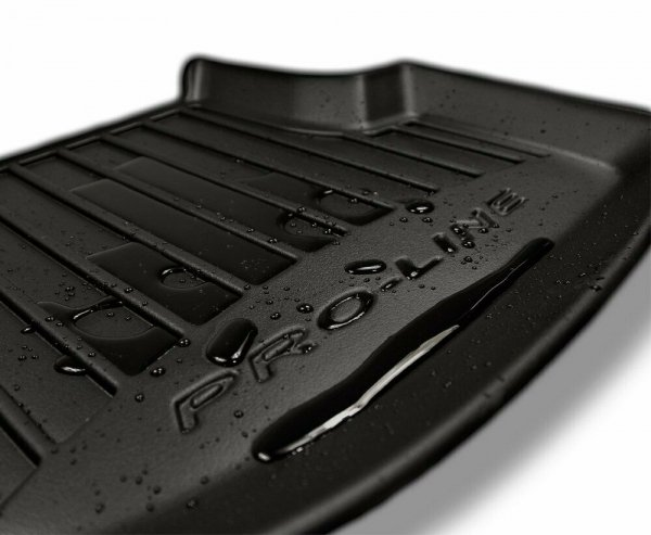 Dywaniki gumowe 3D do DACIA Sandero II od 2012