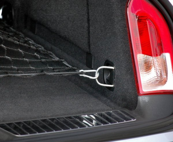 Siatka bagażnika Opel Vectra C Kombi 2002-2008