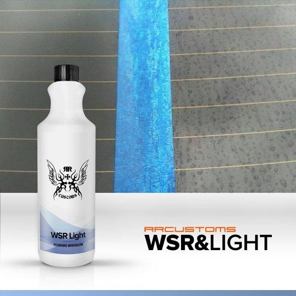 RRC WATER SPOT REMOVER LIGHT 1L usuwa osady mineralne