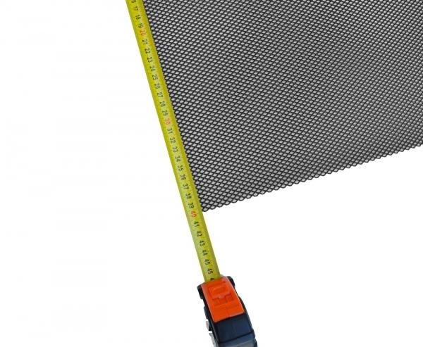 Siatka tuningowa Czarna 5mm x 3mm 100cm x 40cm