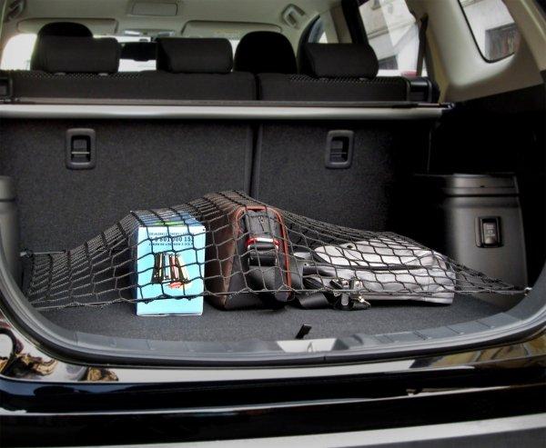 Siatka bagażnika Opel Corsa C 3-drzwiowa 2000-2006