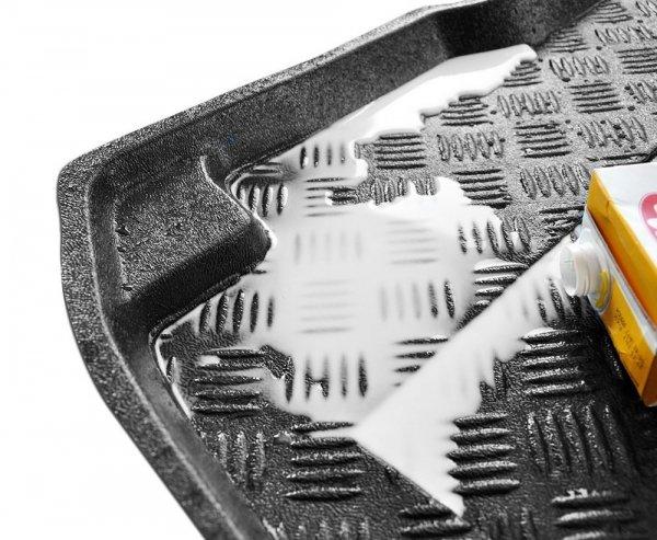 Mata bagażnika Standard Skoda OCTAVIA IV Liftback od 2019 górna podłoga bagażnika