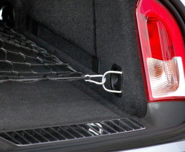 Siatka bagażnika Renault Traffic Van od 2014