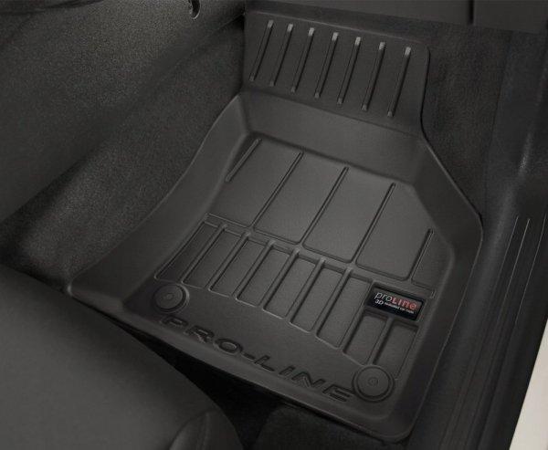 Dywaniki gumowe 3D do HYUNDAI Tucson I 2004-2009 wersja bez stoperów