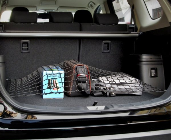 Siatka bagażnika Skoda Octavia II Liftback 2004-2013 mała