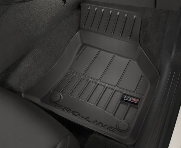 Dywaniki gumowe 3D do VW T5 2003-2015