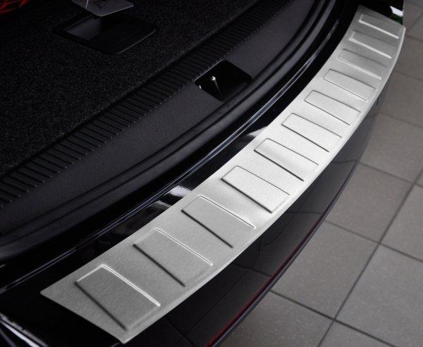 BMW 6 F13 Coupe M PAKIET od 2011 Nakładka na zderzak TRAPEZ Mat