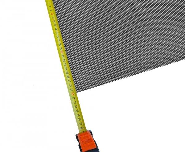 Siatka tuningowa Czarna 5mm x 3mm 100cm x 30cm