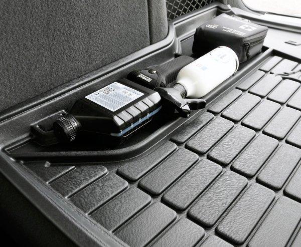 Mata bagażnika gumowa CHEVROLET Aveo I 5D Hatchback 2007-2011