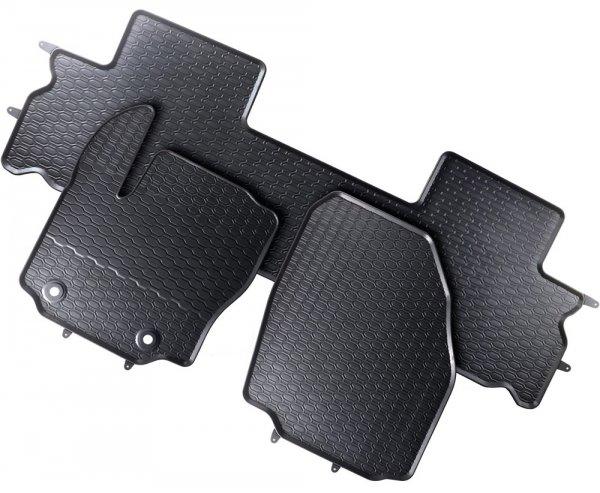 Dywaniki gumowe Ford S-max / Galaxy II 2006-2015 wersja 5-osobowa